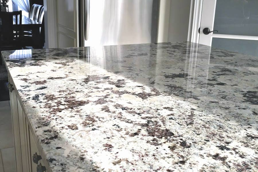 De beaux comptoirs en granite, quartz et marbre! - Beautiful granite ...